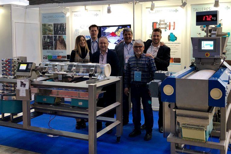 Feria especializada en la manipulación y procesamiento de sólidos